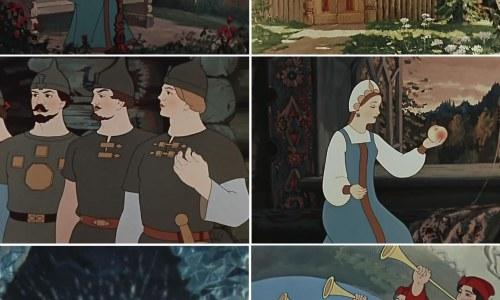 Почему сказка » Белоснежка», практически один в один, похожа на сказку А. С. Пушкина — » Сказка о мёртвой царевне и семи богатырях»?